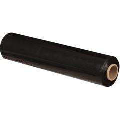 Стрейч-пленка для ручной упаковки вес 3.17 кг 23 мкм x 50 см x 300 м черная (престрейч 180%)