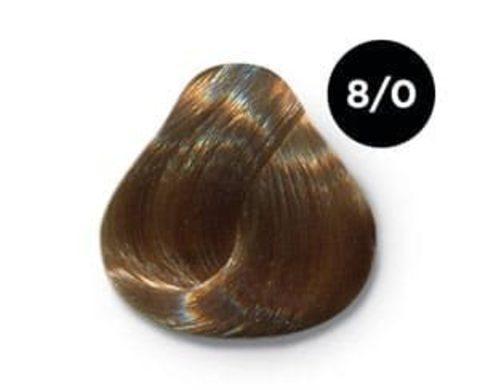 Ollin Silk Touch Безаммиачный стойкий краситель 8/0, 60 мл