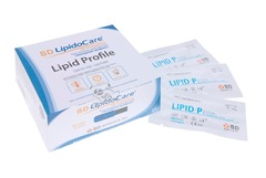 Тест-полоски комплексный липидный профиль для экспресс анализатора SD LipidoCare (СД Липидокэа) N25