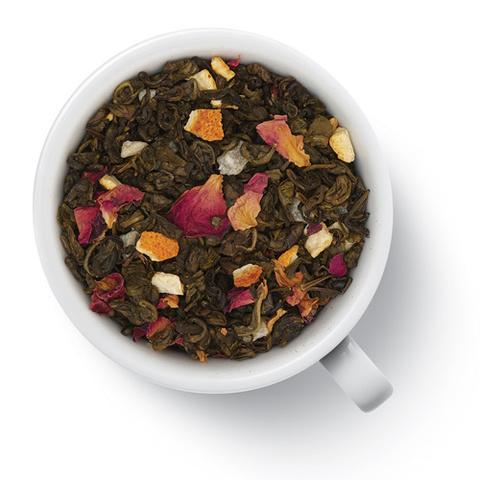 Сокровище амазонок 100 гр. Чай Gutenberg зелёный ароматизированный