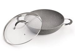 4398 FISSMAN Iron Stone Сковорода ВОК 32 см