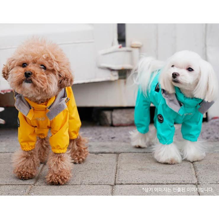 дождевики для собак