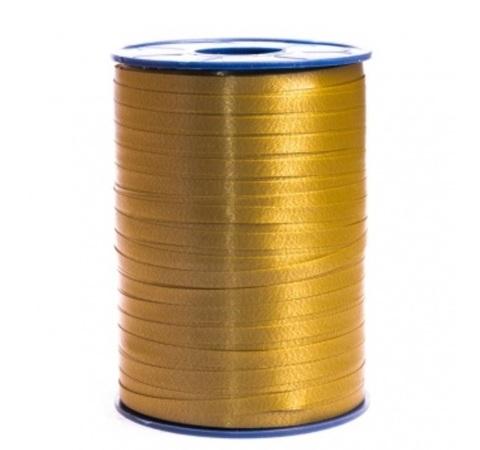 Лента America полипроп. (размер:5мм х 500 м), цвет: золотой