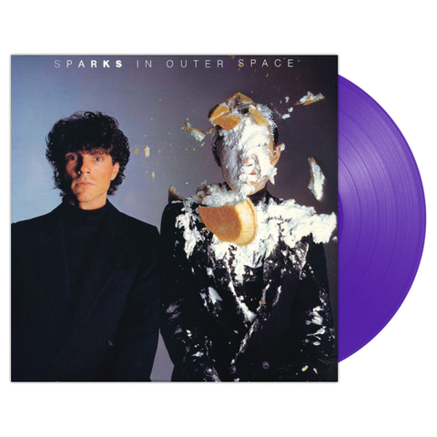 Sparks / In Outer Space (Coloured Vinyl)(LP)