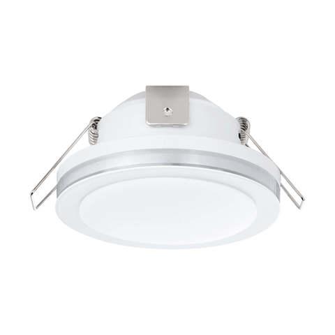 Светильник светодиодный встраиваемый влагозащищенный Eglo PINEDA 1 95917