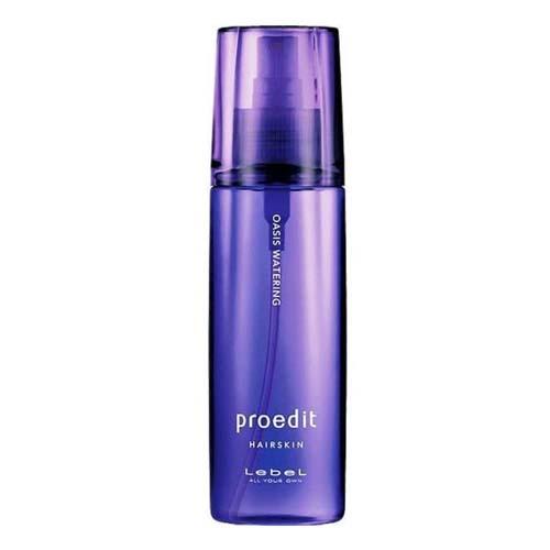Lebel Proedit Hairskin Oasis Watering - Увлажняющий термальный лосьон для волос «Оазис»