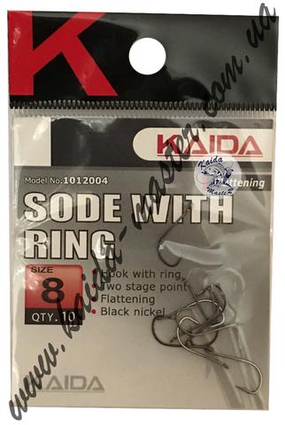 Крючки Kaida 1012003-8