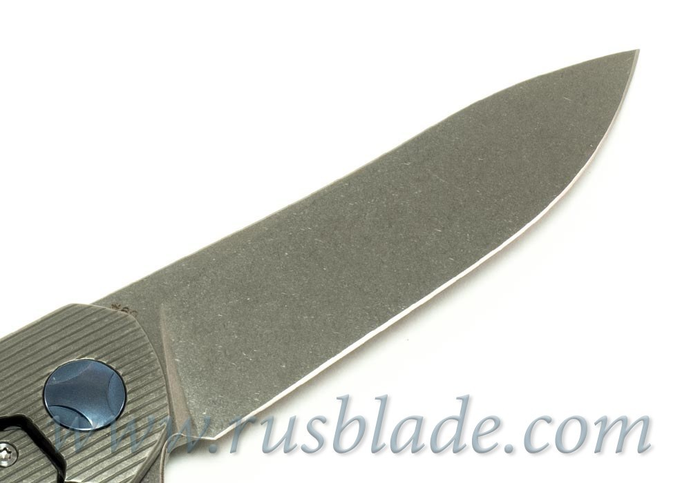 CKF S.S.E. NEW Knife M390 Limited