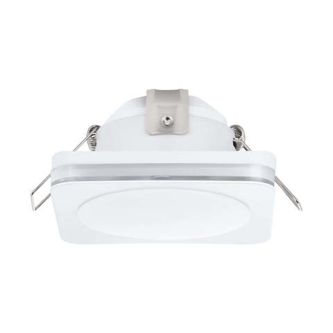 Светильник встраиваемый влагозащищенный Eglo PINEDA 1 95919