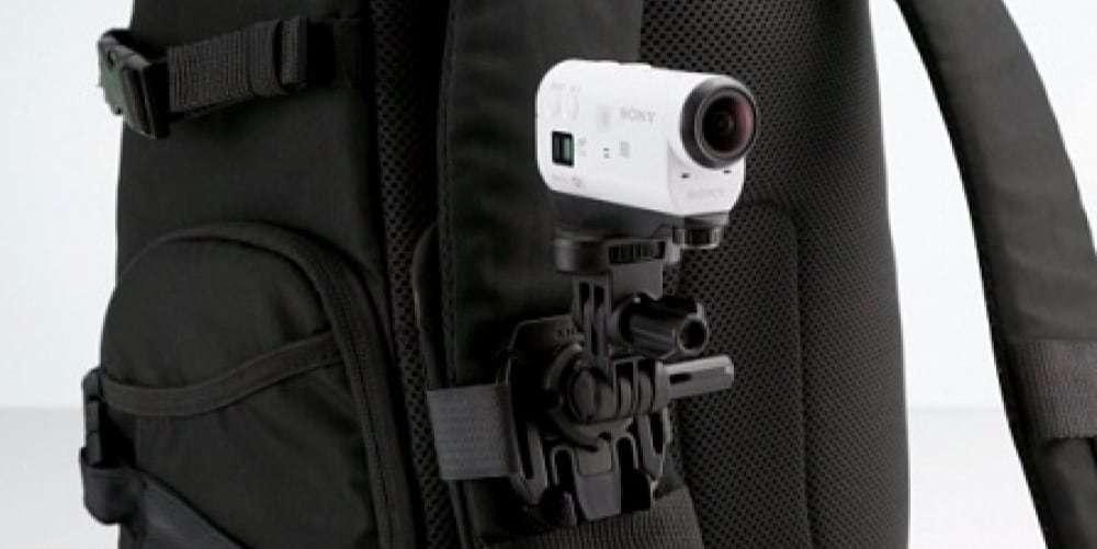 Крепление на рюкзак Sony VCT-BPM1 на рюкзаке