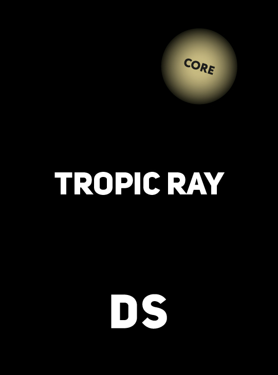 Аксессуар DS CORE TROPIC RAY 30