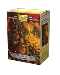"Dragon Shield - Матовые протекторы ""General Vicar"" (100 штук)"
