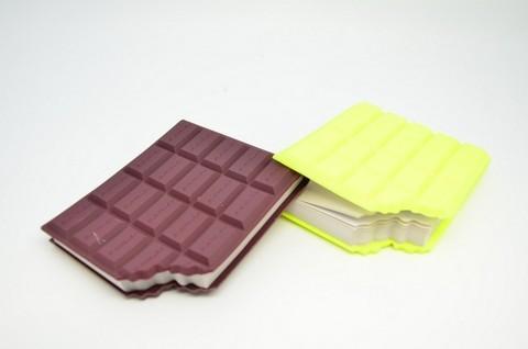 Блокнот- Шоколадка