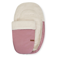 Markus. Меховой конверт Egg Basic, Romantic Pink вид 7