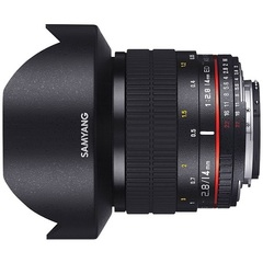 Объектив Samyang 14mm f 2,8 ED AS IF UMC (Sony E MOUNT) для Sony E