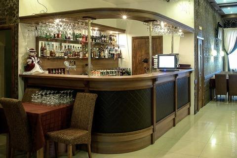 Классическая барная стойка для ресторана от