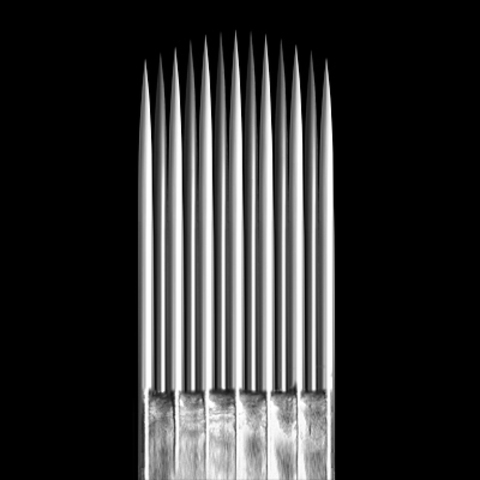 KWADRON 0.40 mm LONG TAPER 11 RM