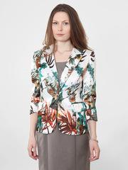 9013-1 пиджак женский цветной