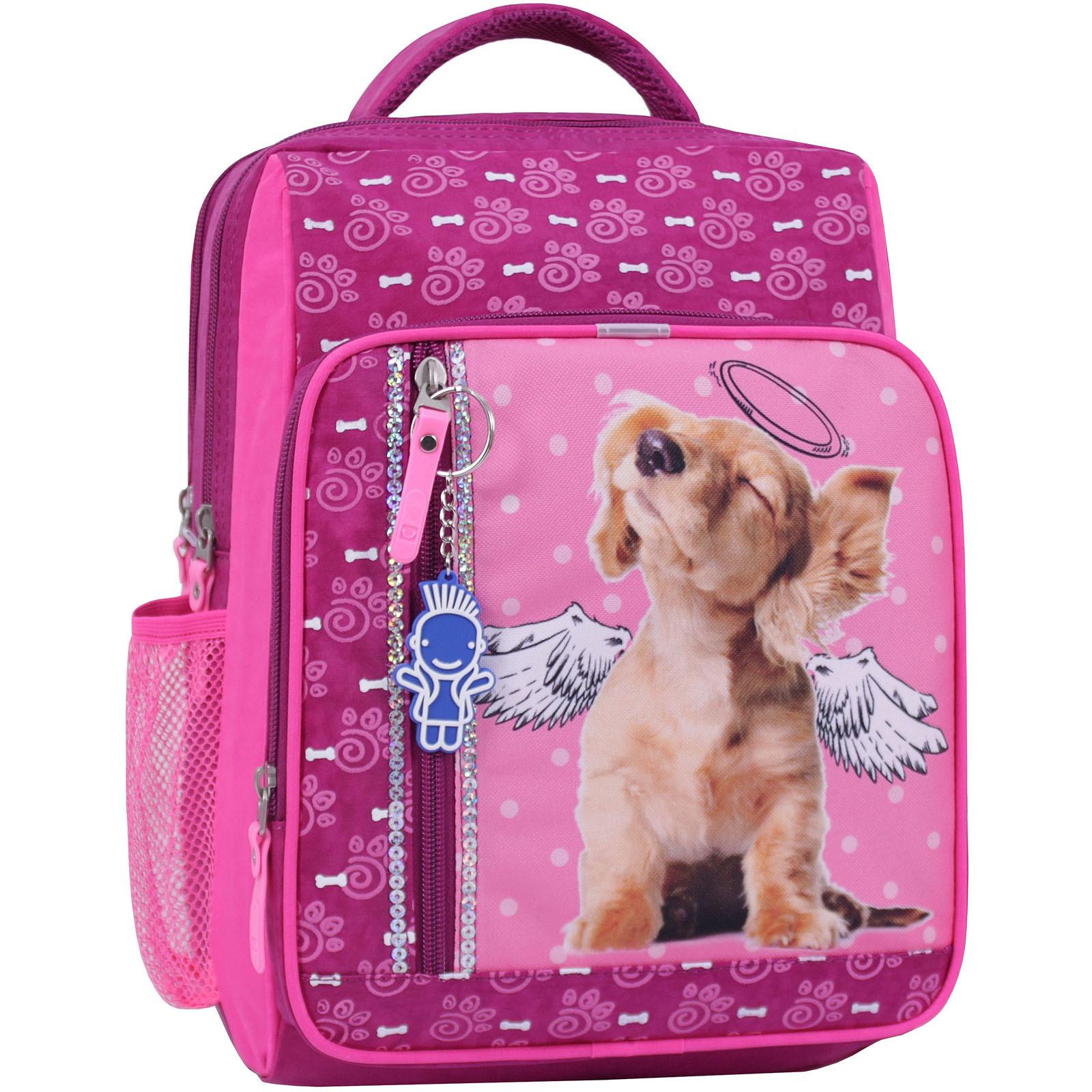 Детские рюкзаки Рюкзак школьный Bagland Школьник 8 л. 143 малиновый 561 (0012870) IMG_0488_суб.561_.JPG