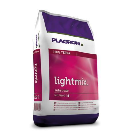 Субстрат Plagron LightMix 50L