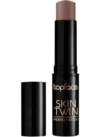 Topface Контуринг-стик Skin Twin Perfect Stick Contour тон 002 -РТ562 (9гр)