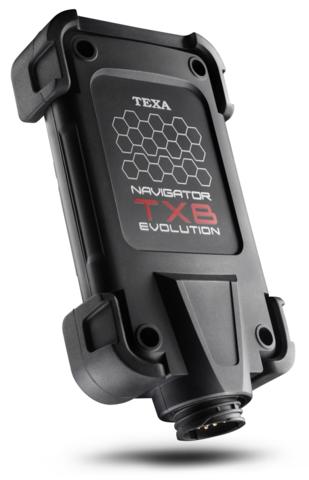 Диагностический сканер на базе ПК Navigator TXB Evolution с ПО IDC5 Bike Plus. В комплекте ключ активации, кабель питания от АКБ, кейс.