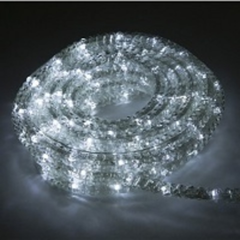 Гофрированный шланг дюралайт 20 метров светодиодный led