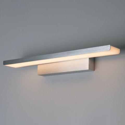 Sankara LED серебристая Настенный светодиодный светильник MRL LED 16W 1009 IP20