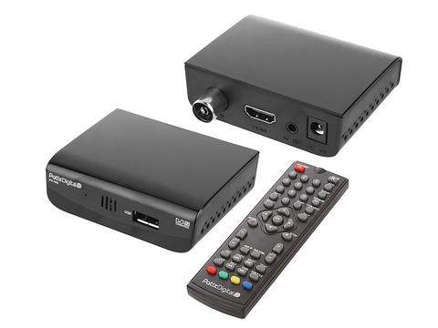 Цифровая приставка Patix Digital PT-100 эфирный ресивер DVB-T2