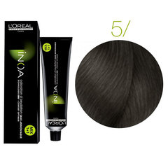 L'Oreal Professionnel INOA 5 (Светлый шатен) - Краска для волос