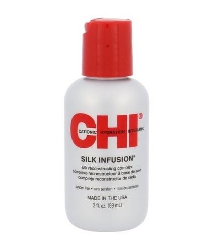 Гель восстанавливающий Шелковая Инфузия CHI Silk Infusion, 59 мл.