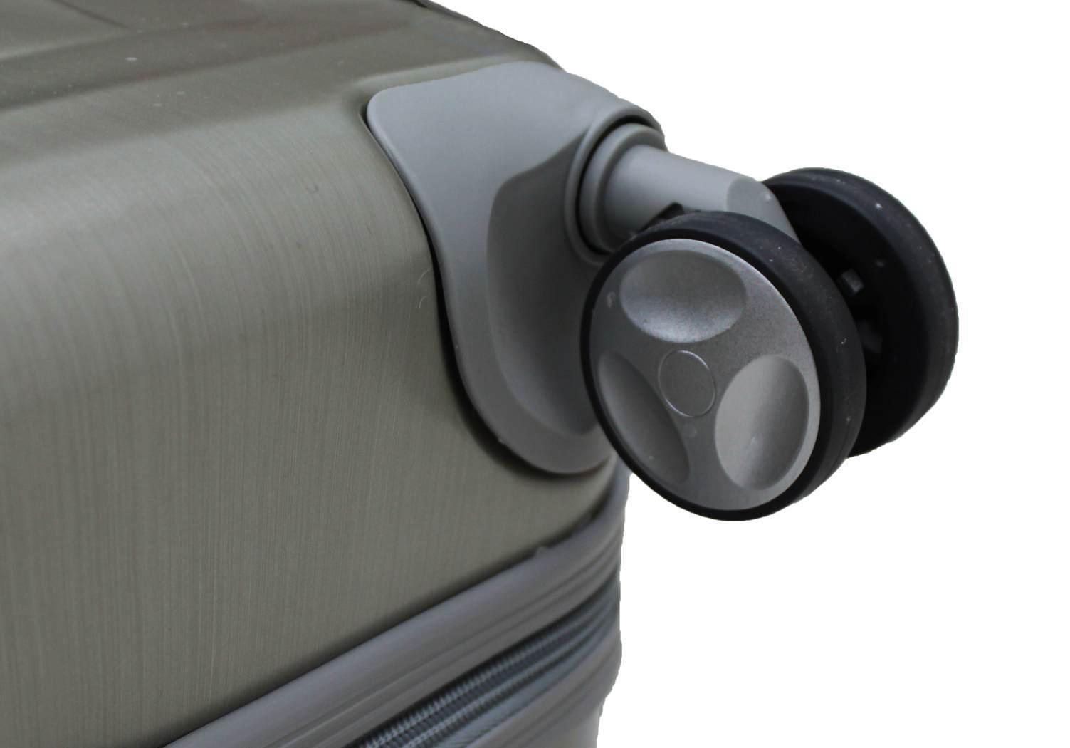 Чемодан SunVoyage Elit SV021-AC071 Бронзовый металлик (S+)