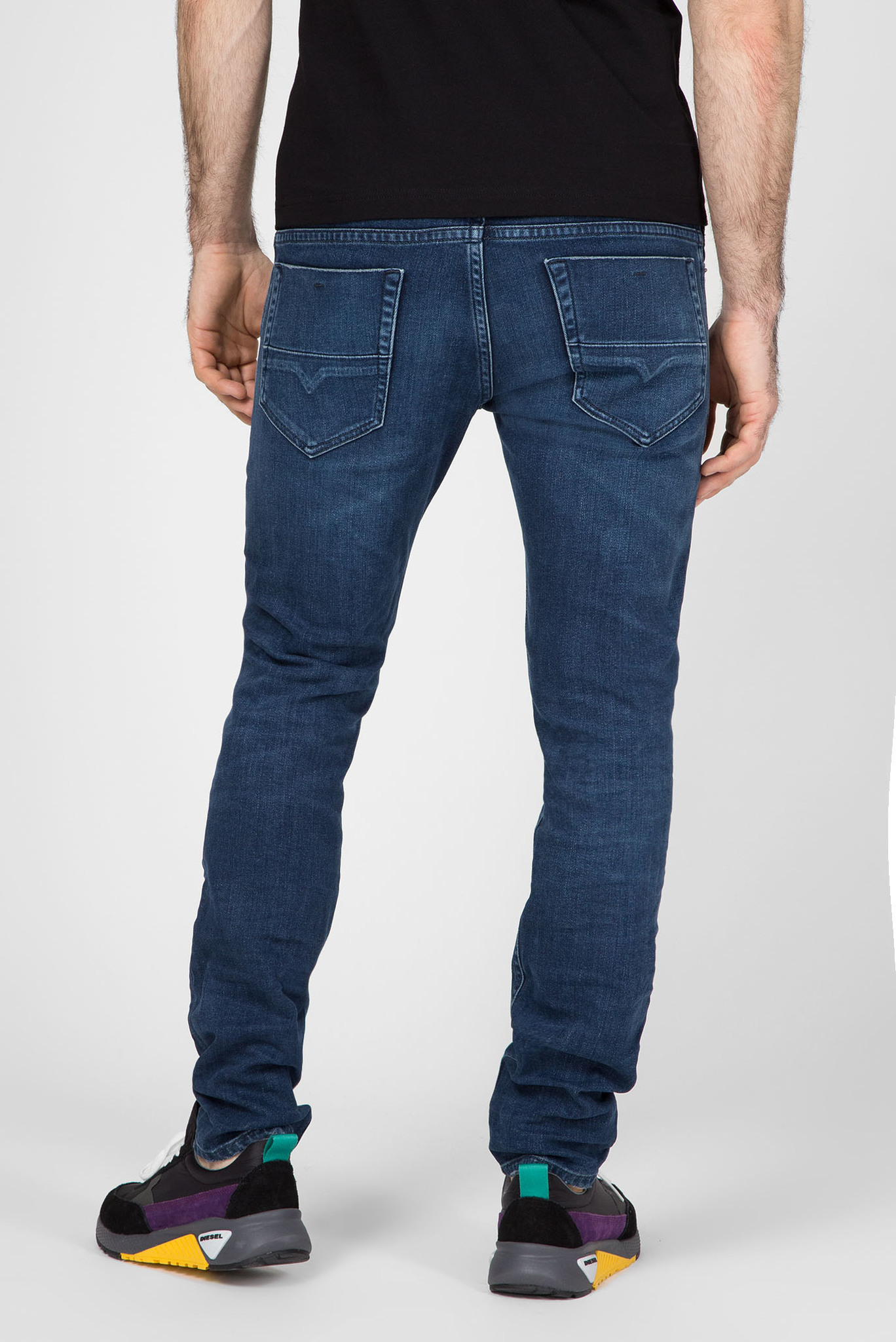 Мужские синие джинсы THOMMER-X L.32 Diesel