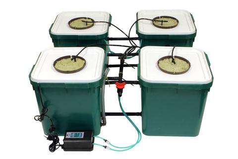Гидропонная система CubePot QUARTET 100х100