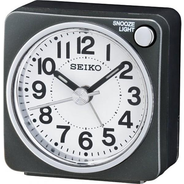 Настольные часы-будильник Seiko QHE118KN