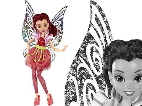 Кукла фея Розетта