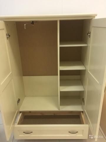 Шкаф детский из массива