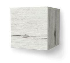 Полка куб с фас. НьюТон
