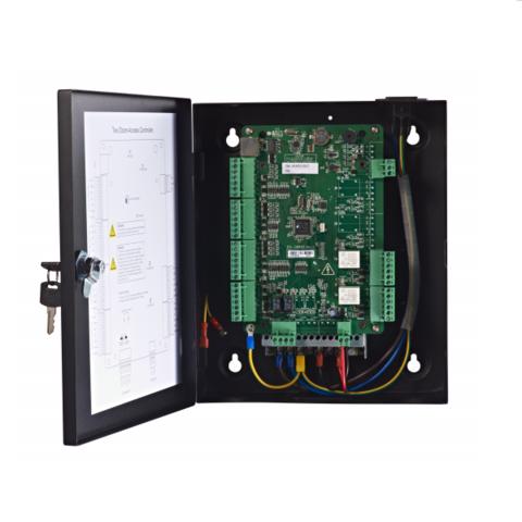 Сетевой контроллер Hikvision DS-K2802 (на 2 двери)