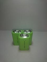 Аккумулятор КРОНА (6LR61) Ni-Mh 280mAh 9V 2,5Wh