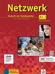 Netzwerk A1.1  Kurs- und Arbb. +CDs +DVD