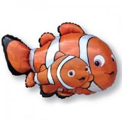 F Мини-фигура Рыбка-Клоун 2 (Немо), 14