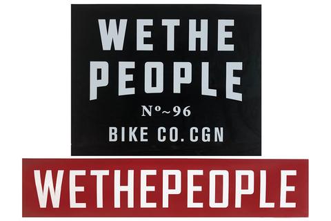 Стикеры WeThePeople RAMP