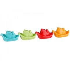 Vulli Игрушка для ванны - кораблики (4 шт.) (404210)