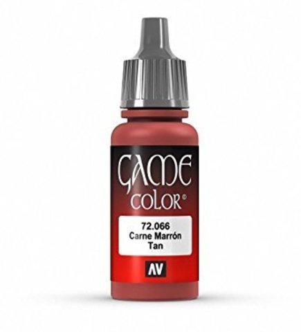 Game Color Tan 17 ml.