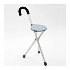 Трость стул с рукоятью полукольцом
