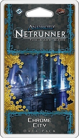 ANR LCG: Data Pack: Chrome City