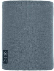 Шарф-труба вязаный с флисовой подкладкой Buff Neckwarmer Knitted Polar Neo Grey