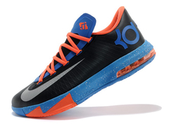 Nike KD 6 'Black/Blue/Red'