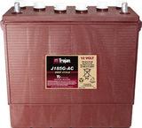 Тяговый аккумулятор Trojan J185G-AC ( 12V 185Ah / 12В 185Ач ) - фотография